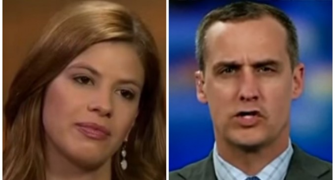 Breitbart's Michelle Fields Files Charges Against Trump's Campaign Manager