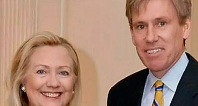 State Dept Official Blames Ambassador Stevens for Deaths in Benghazi
