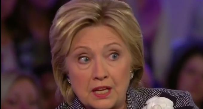 Clinton: People Tell Me That They Won't Vote For Me Because I'm A Woman
