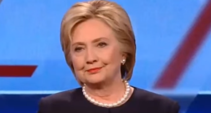Audio Surfaces of Hillary Proposing to Rig Election