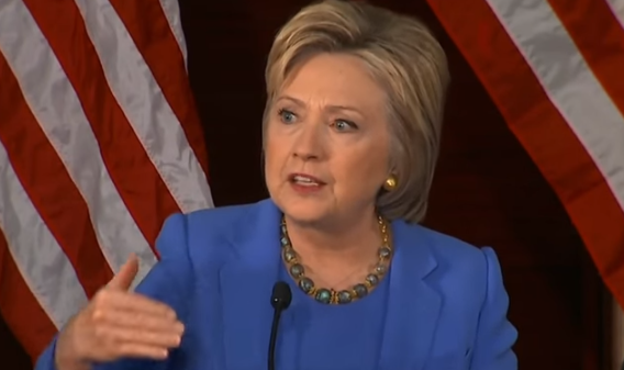 Hillary Angrily Denies Sanders' Claim She Takes Money from Big Oil, After Taking Money from Big Oil