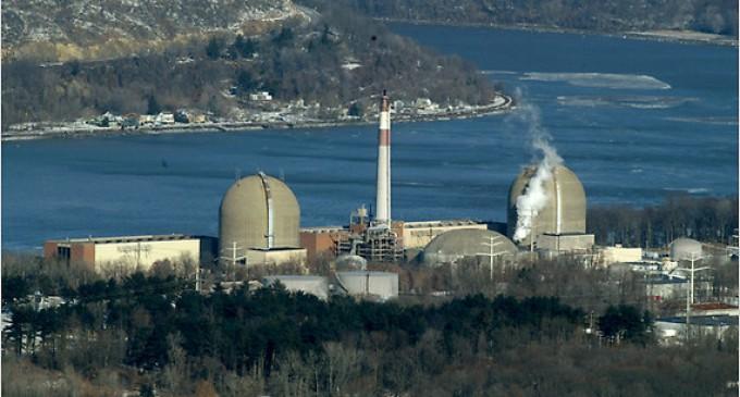 Uncontrollable Radioactive Leak Contaminates Hudson River