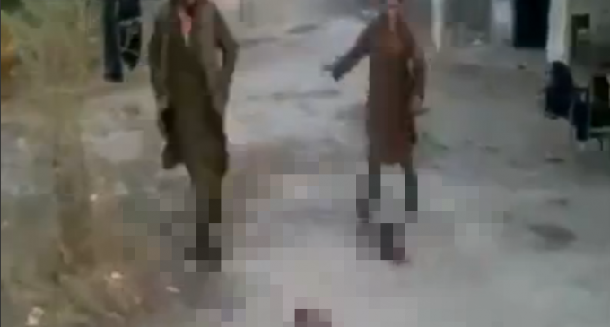 ISIS Forces Children to Play Soccer with Victims' Heads