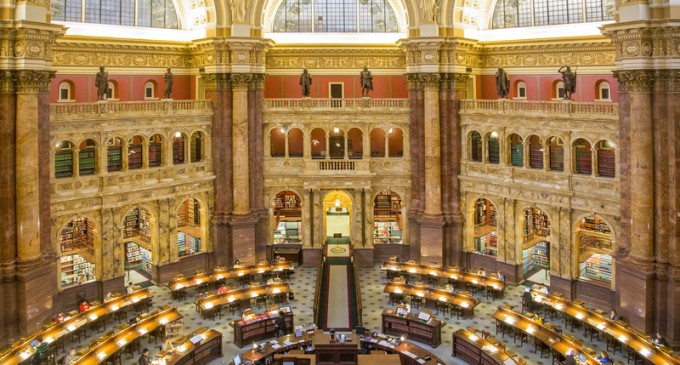 """Library of Congress Eliminates the Term """"Illegal Alien"""""""