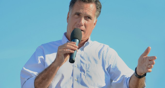 Romney: Attacking Trump Helps Me Sleep at Night