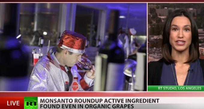 10 Popular California Wines Contain Toxic Roundup Herbicide