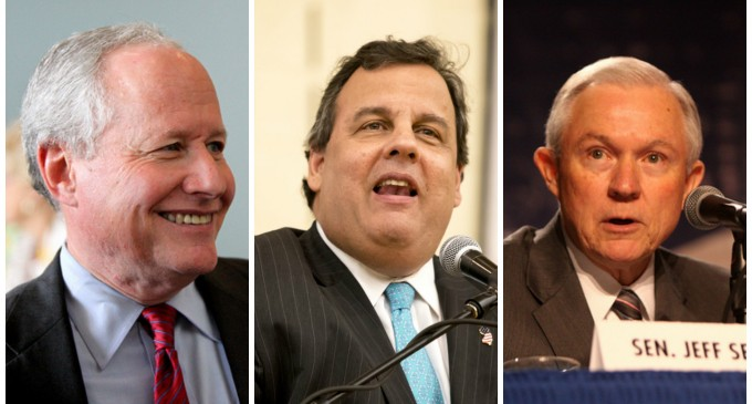 National Review: Christie and Sessions are Prostitutes for Supporting Trump