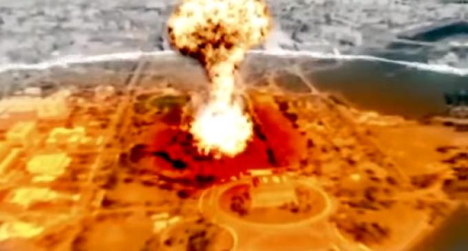 North Korea Releases Propaganda Video Depicting Nuclear Annihilation of Washington DC