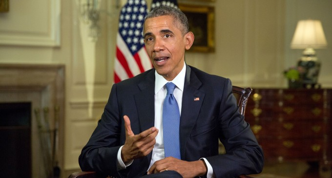 Obama Lectures UK for wanting to leave European Union