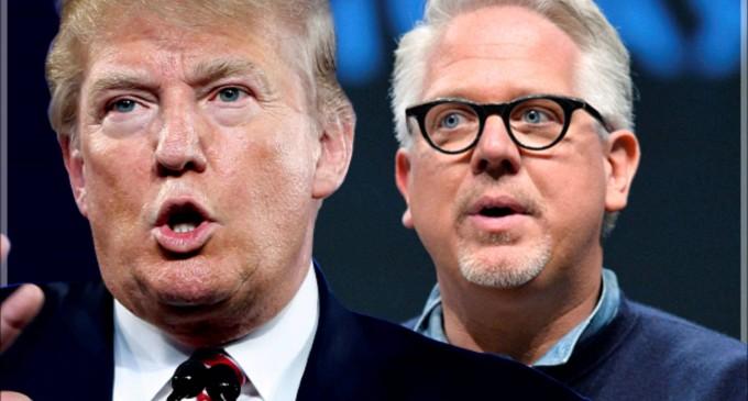 Glenn Beck Plots with NeverTrump Leader to Elect Romney