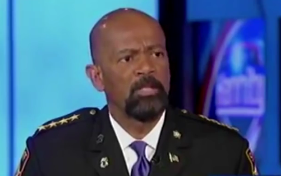 Sheriff Clarke: 'There is a stealth totalitarian movement ...