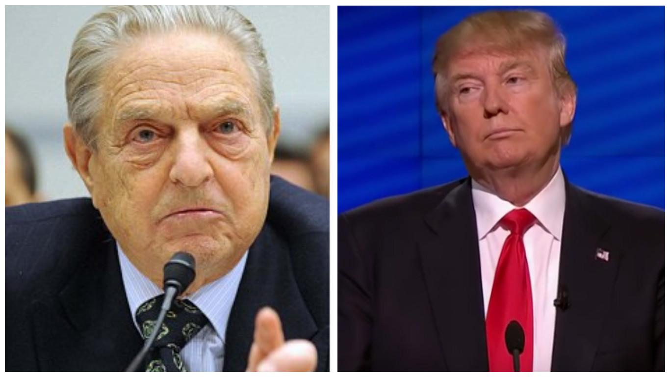 Revealed: George Soros Behind Albuquerque Trump Protests
