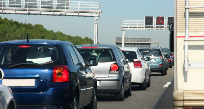 CBO Proposes Taxing Drivers by the Mile