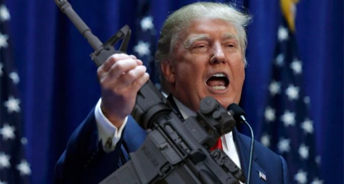 Trump Releases Official Plan Regarding Second Amendment