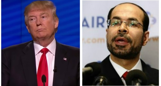 """CAIR Demands Trump Apologize for Saying """"Islam Hates Us"""""""