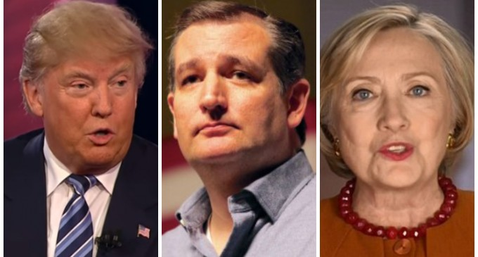 Caddell: GOP Using Cruz To Stump Trump, Would Prefer Hillary Become President