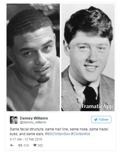 tweet_bill_clinton_biracial_son