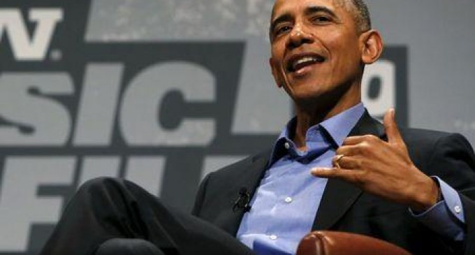 Obama Complains Encryption Keeps Government From Spying On Tax Evaders