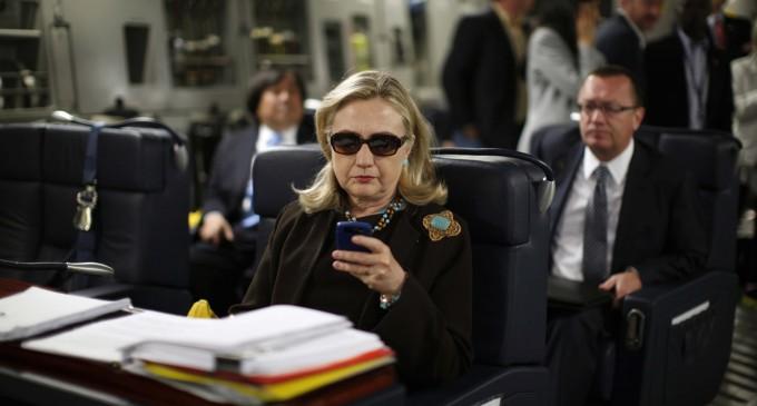 FBI Won't Release Clinton Docs Due to Lack of 'Public Interest'