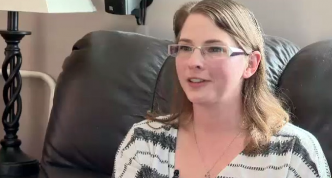 Child Services Interrogates Mother for Allowing her Children to Play in Backyard