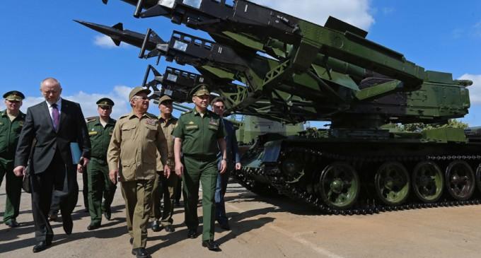 Communist Leaders in Russia Urge Putin to send Missiles to Cuba