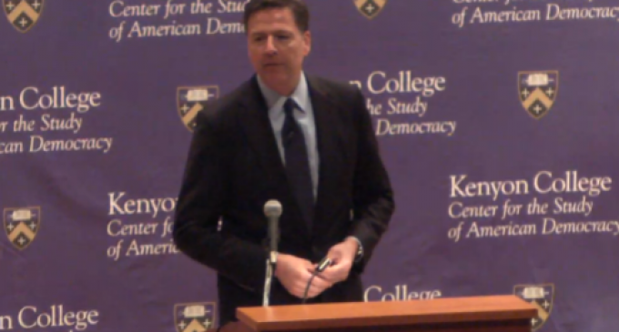 FBI Director Admits He Puts Tape On Webcam To Protect His Privacy