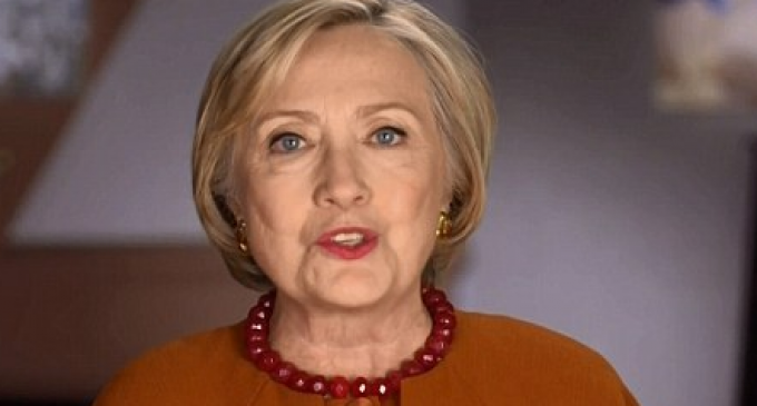 Hillary: Unborn Children Don't Have Constitutional Rights