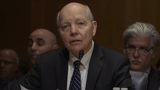 IRS Reveals List of Tea Party Groups on Their Special 'Hit List'