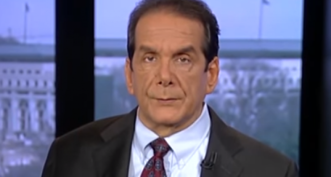 Krauthammer: 'You can send Congress home' if Obama Wins Upcoming Amnesty Case 'There are no laws'
