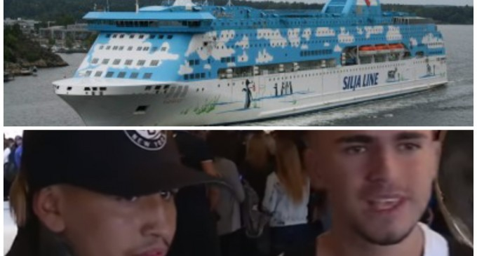 Migrants Arrested for Gang Rape on High School Kids-only Cruise