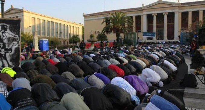 Athens Officials Demand Mosque Be Built To Avoid Terrorism