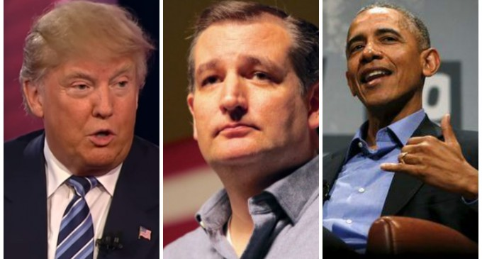 Trump: Cruz will Implement Obamatrade after the Election