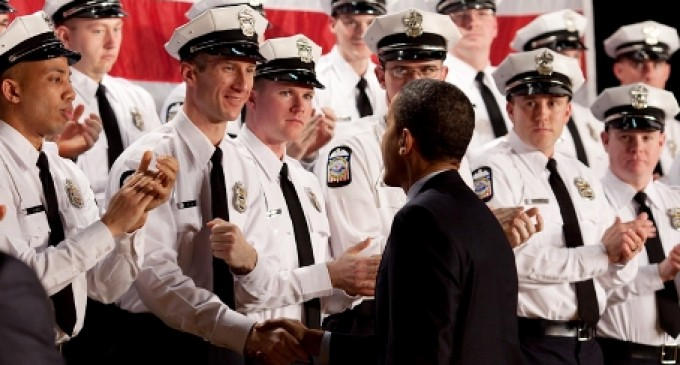 Obama Admin Set to Federalize 53 Local Police Departments Across US