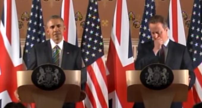 Obama Threatens Economic Punishment if UK Votes to leave European Union