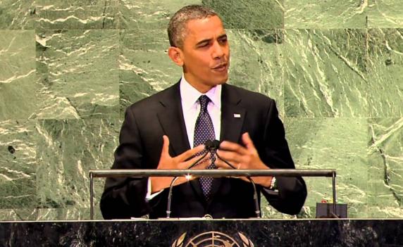 Obama Violates Constitution to Push United Nations Agenda