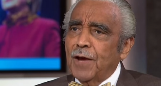 Rangel: The Republican Party Created The Ku Klux Klan