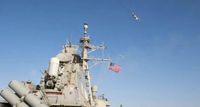 Russia Warns US over Incident with Destroyer in Baltic Sea: 'We will respond with all necessary measures'