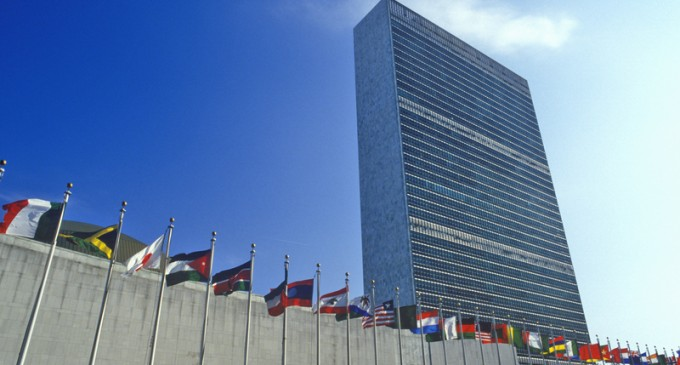 Bill Introduced to Get United States out of the United Nations