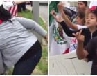 Libs Show off Their Class Toward Trump Supporters