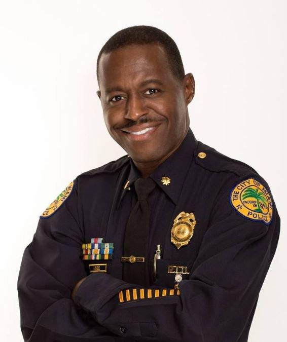 Ferguson Police Chiefs