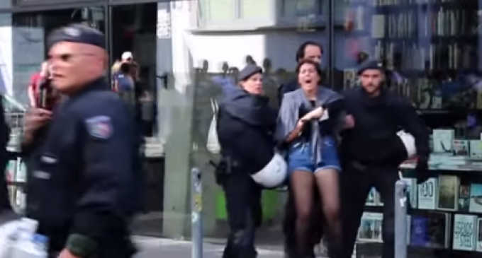 Mass Arrests in Germany of Anyone Critical of Islam, Merkel Policies