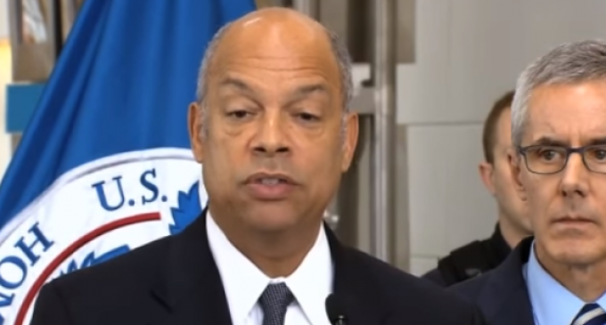 DHS Chief on Onerous TSA Wait Times: People are Traveling Excessively