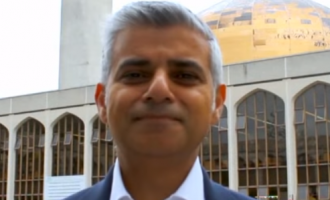 London set to Elect Muslim Mayor with Extremist Ties