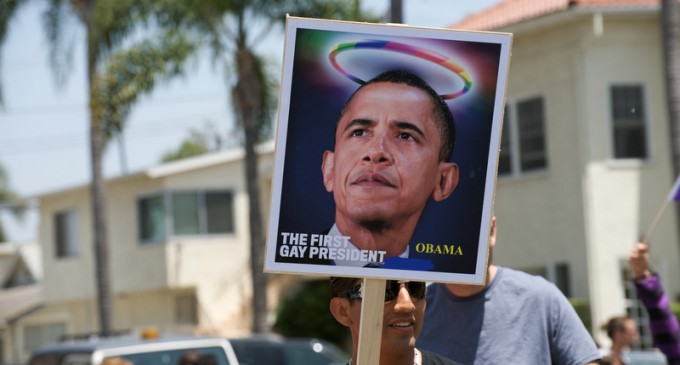 Obama Proclamation: Celebrate LGBT Pride This June