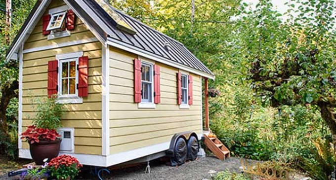 HUD Plans To Crack Down On Tiny Homes, RV's