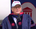 Tom Brokaw to Ole Miss Students: Gun Ownership Creates Acts of Domestic Terrorism