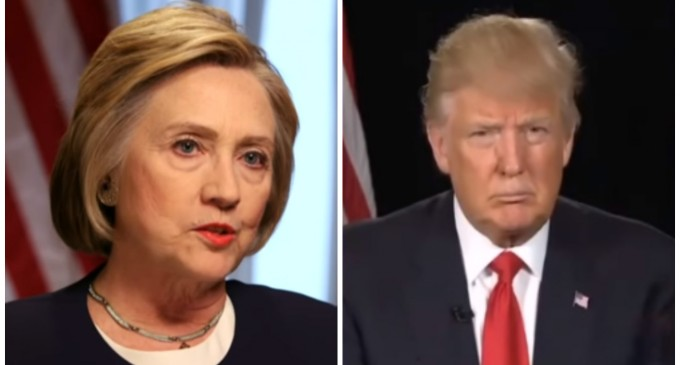Hillary: I Can Deal With Men Like Trump Who Sometimes 'Get Off the Reservation'