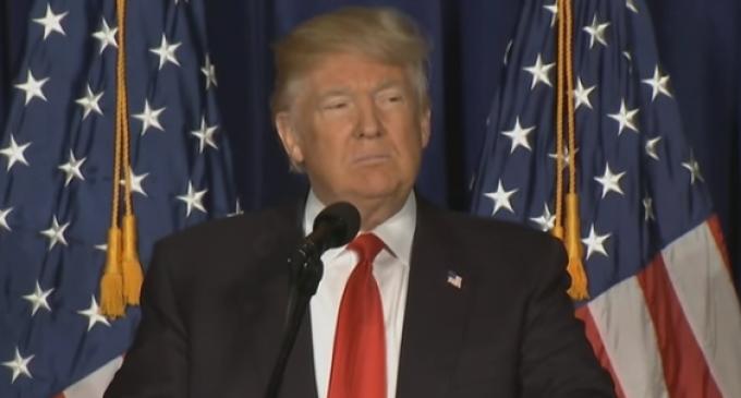 Trump's Foreign Policy Speech Draws Nazi-Era Comparisons