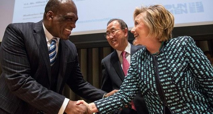 "Former UN President John Ashe's Death is ""Conveniently Timed"" for Hillary Clinton"
