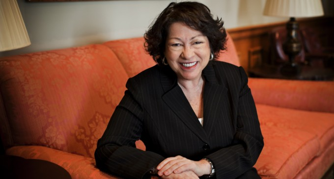 "Justice Sotomayor Writes Racially-charged Dissent, Reads like a ""Brown/Black Lives Matter Manifesto"""